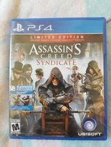 Assassin's creed syndicate new sealed ps4 in Bolingbrook, Illinois