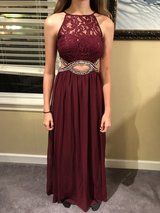 homecoming dress in Bartlett, Illinois