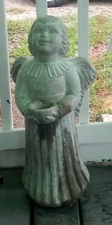 Large Isabel Bloom Angel Statue in Quad Cities, Iowa