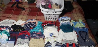 Baby boy clothes in Fort Lewis, Washington
