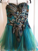 Homecoming Dress in The Woodlands, Texas