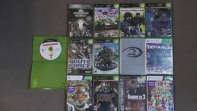 Xbox 360 & Xbox 13 Games in Fort Campbell, Kentucky