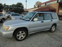 2002 SUBARU FORESTER S  AWD in Fort Leonard Wood, Missouri