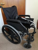 wheelchair in Lakenheath, UK