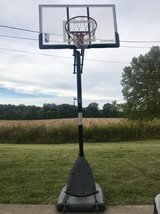 Adjustable Spalding Basketball Goal in Clarksville, Tennessee