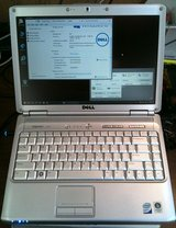 """Dell Inspiron 1420 notebook 14.1"""" widescreen, Core 2 Duo, 4 GB RAM, w10 64-bit in Fort Lewis, Washington"""