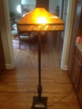 Vintage Frank Lloyd Wright Style Floor Lamp in Naperville, Illinois
