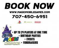 Ultimate Video Game Experience! 707-450-6951 in Travis AFB, California