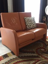 Leather couch set in Wiesbaden, GE
