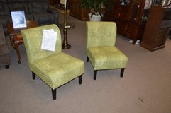Pair of Modern Living Room Chairs  Like new in Fort Lewis, Washington