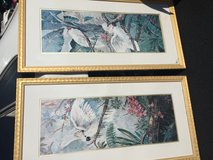 Pair of decorative pictures 14 X 30 in Plainfield, Illinois