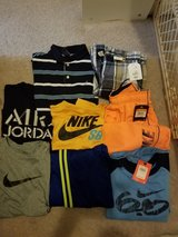 Clothes for Boy Adidas, Nike ,Jordan, Nautica,UK in Fort Campbell, Kentucky