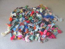 BIG BUNDLE OF EMBROIDERY/TAPESTRY THREAD in Lakenheath, UK