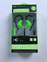 Xtreme fit earbuds new in Naperville, Illinois