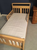 Junior Bed with Mattress in Glendale Heights, Illinois