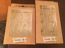 New Binder Clips in Chicago, Illinois
