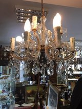 Maria Theresa Crystal Chandeliers in Heidelberg, GE