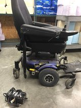 Used Power wheelchair- PrideMobility brand in Fort Campbell, Kentucky
