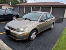 2003 Ford Focus for Sale - Running in Naperville, Illinois