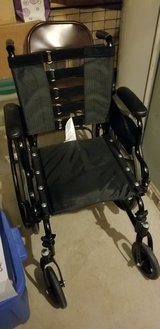 Invacare Wheelchair - gently used in Naperville, Illinois