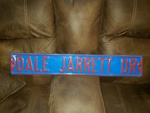 Dale Jarrett Sign in Fort Leonard Wood, Missouri