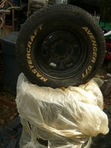 Set of Tires in Pleasant View, Tennessee
