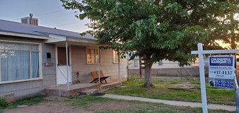 Oversized Lot with 2 bed, 1 bath Home, Shop, and 2 Sheds in Alamogordo, New Mexico