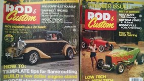 Old Car Magazines in Conroe, Texas