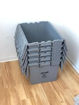 Rental of reuseable plastic Boxes in Stuttgart, GE