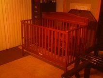 BABY CRIB (with mattress) in Fort Eustis, Virginia