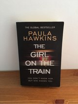 The Girl on the Train Paperback Book in Lakenheath, UK