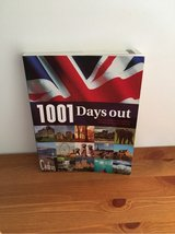 1001 Days Out Paperback Book in Lakenheath, UK