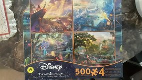 Disney Puzzele in Fort Campbell, Kentucky