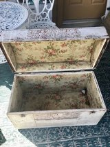 Antique Trunk Storage/ Coffee Table/ in Spring, Texas