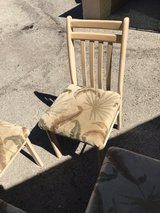 For kitchen chairs sturdy in 29 Palms, California
