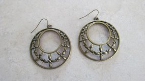 Bronze Earrings in Naperville, Illinois