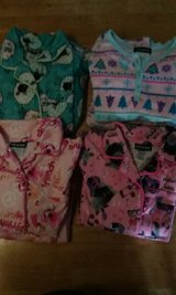 Girls' Cold Weather Pajama Sets in Fort Drum, New York