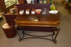 Designer Sofa Table in Fort Lewis, Washington
