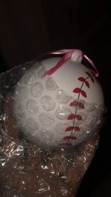 Gender Reveal Baseball- Pink Powder in Fort Benning, Georgia
