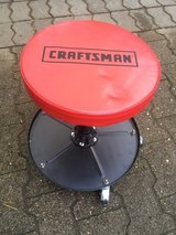 Craftsman Adjustable Roll-Around Seat in Ramstein, Germany