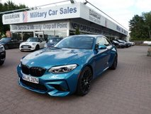 BMW M2 Competition Coupe 2020 in Stuttgart, GE