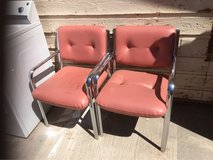 two chairs in Alamogordo, New Mexico