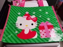 Christmas reusable totes new in Naperville, Illinois