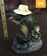 FISHING figurine in The Woodlands, Texas