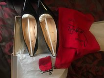 Brand New Christian Louboutin Leather Heels in Hopkinsville, Kentucky
