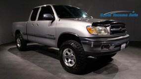 2001 Toyota Tundra 2WD Access Cab V6 Automatic SR5 in Fort Lewis, Washington