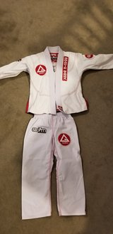 Gracie Barra Jiujitsu Gi in Tacoma, Washington