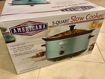 Slow Cooker 5 Quart Crock in Travis AFB, California