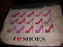Shoes canvas tote in Houston, Texas