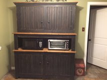 Solid wood cabinet in Conroe, Texas